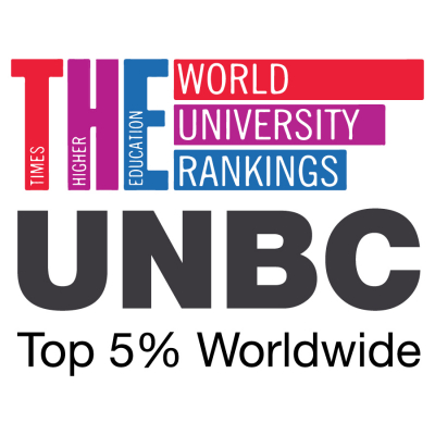 Times Higher Education World University Rankings - Top 5% Worldwide