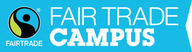 Fairtrade Campus Logo Banner
