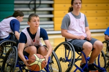 NSC Wheelchair boy