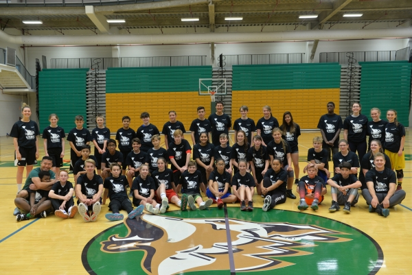2018 Timberwolves Basketball Camp