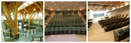 Canfor Wintergarden Lecture Theatres