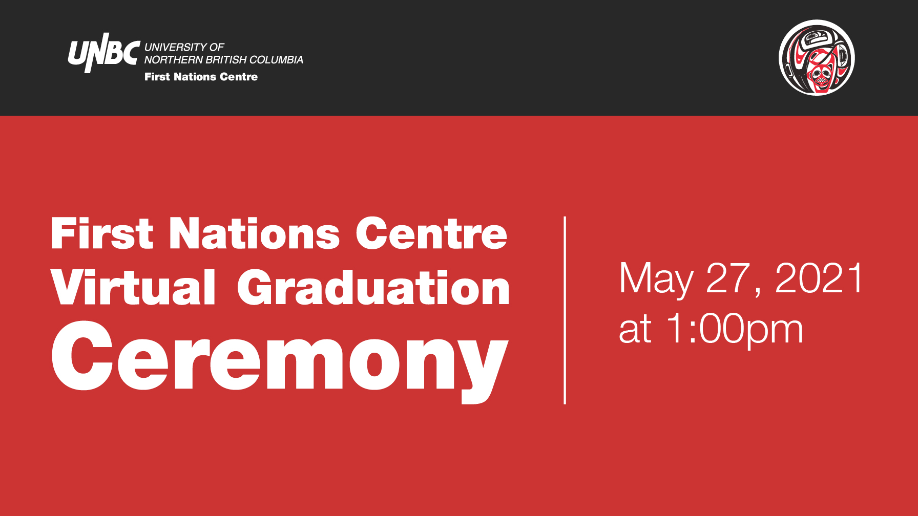 First Nations Centre Grad Ceremony 2021