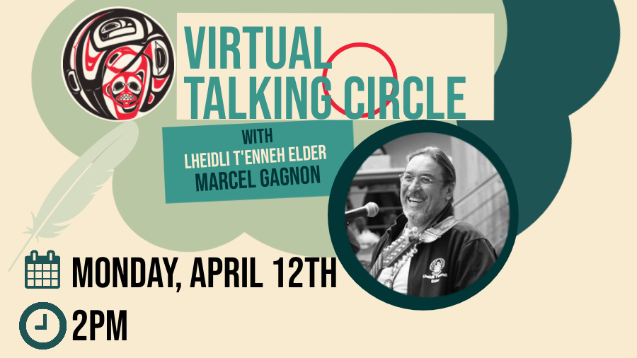 Virtual Talking Circle April 12 2021