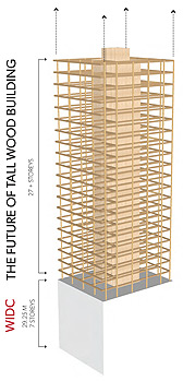 The Future of Wood Buildings