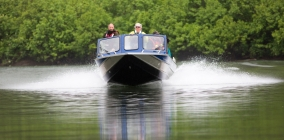 Jet Boat Photography