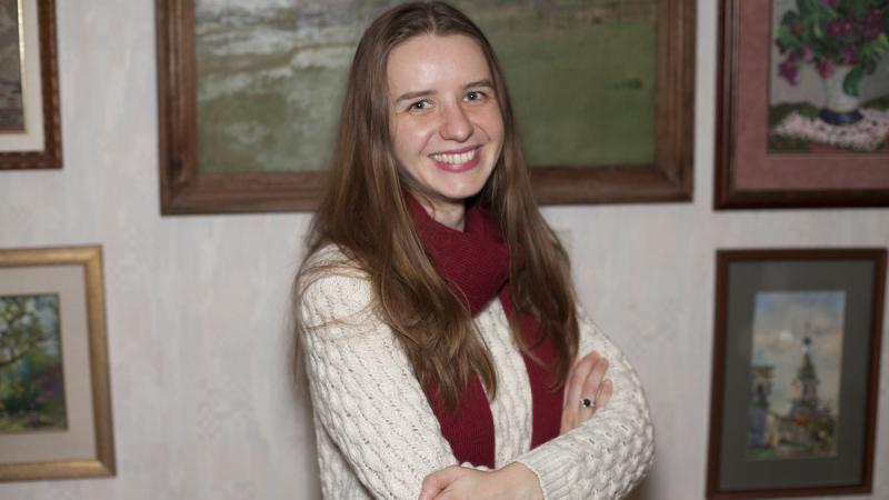 Dr. Nadezhda (Nadia) Mamontova