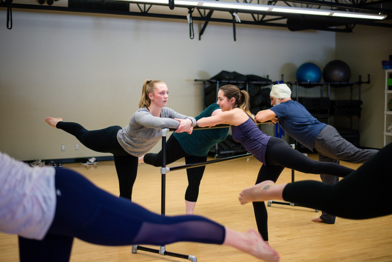 NSC Fit Barre