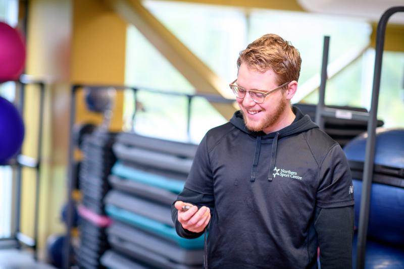 UNBC Fitness Staff