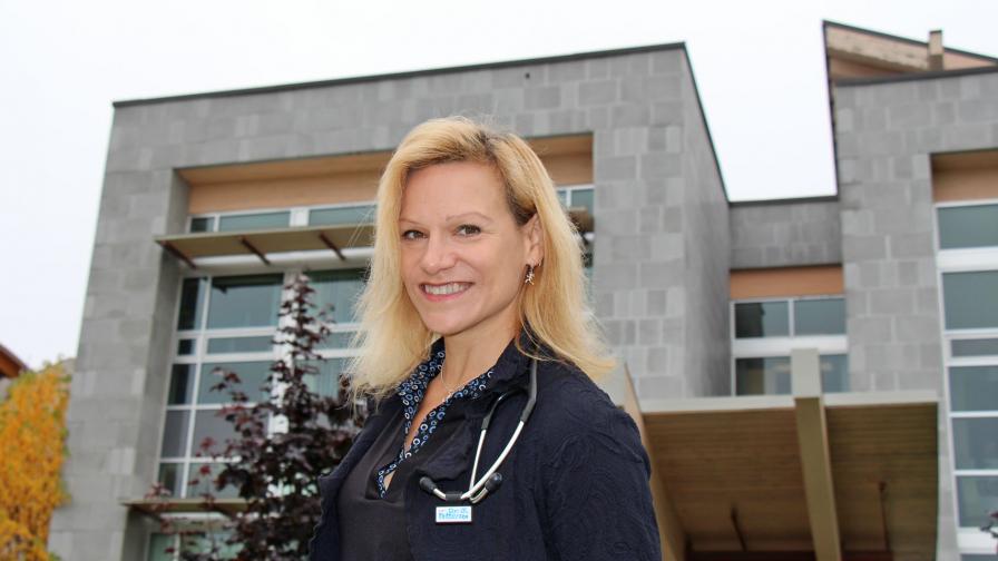 Dr Jacqueline Pettersen