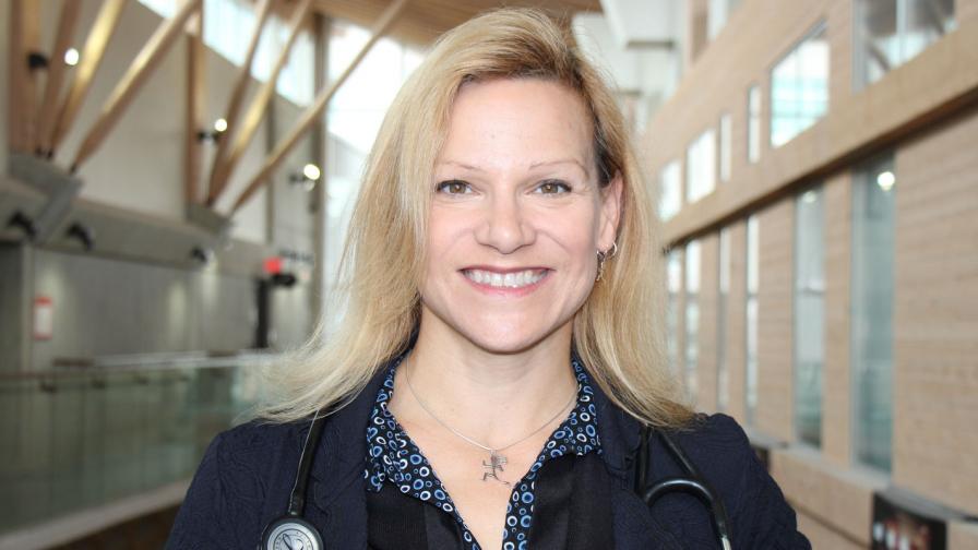 Dr. Jacqui Pettersen