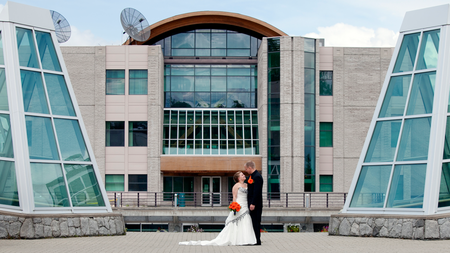 Wedding Services at UNBC