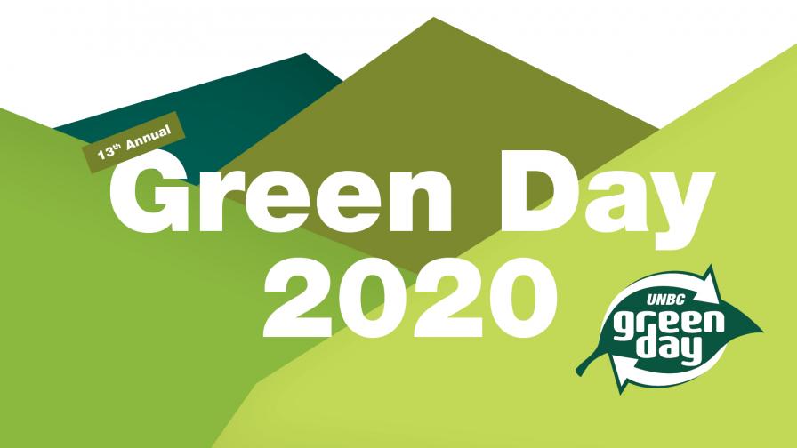 UNBC Green Day 2020