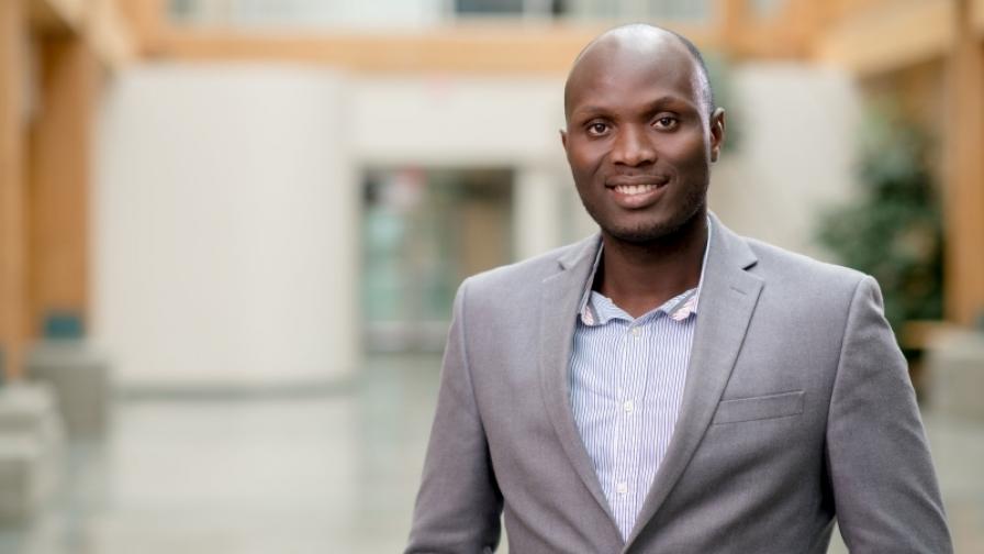 Andrews named Carnegie African Diaspora Fellow