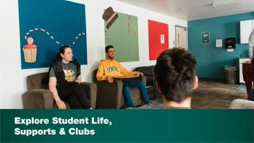 Explore Student Life, Supports and Clubs