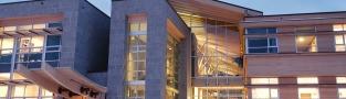 Northern Medical Building at UNBC