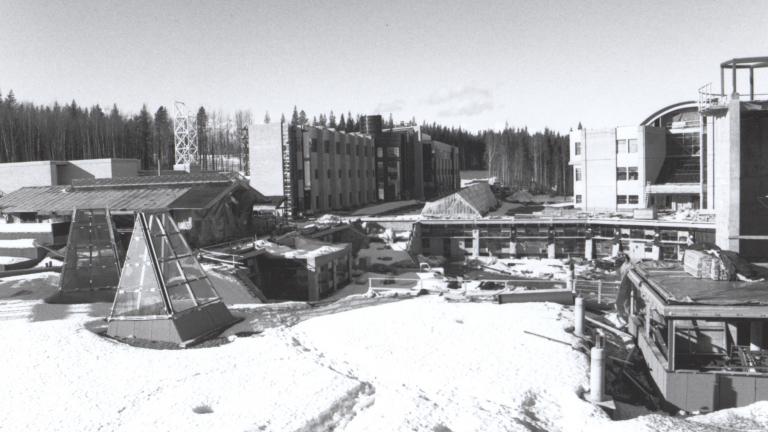 UNBC Archives