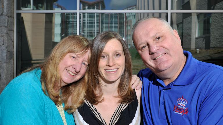 The Edgar/Seaton Family