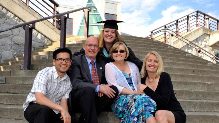 The Thiessen Family
