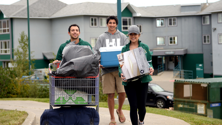 Residence Move-in