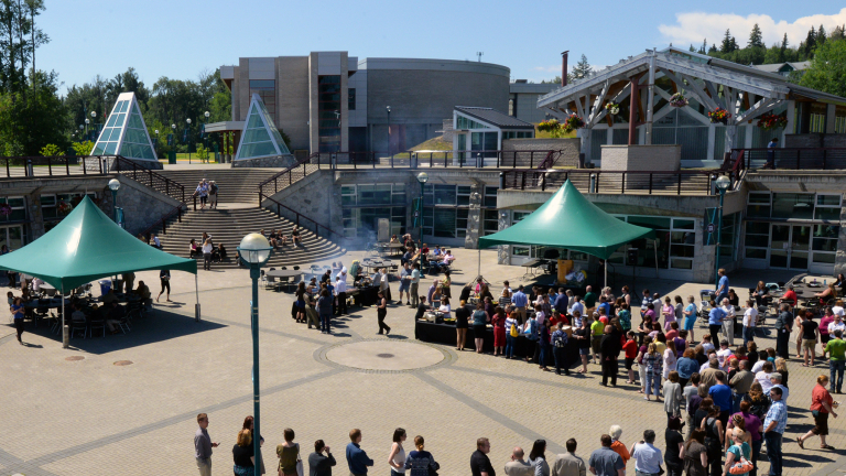 President's Faculty and Staff Welcome Back BBQ