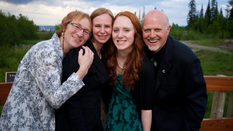 The Kaehn family