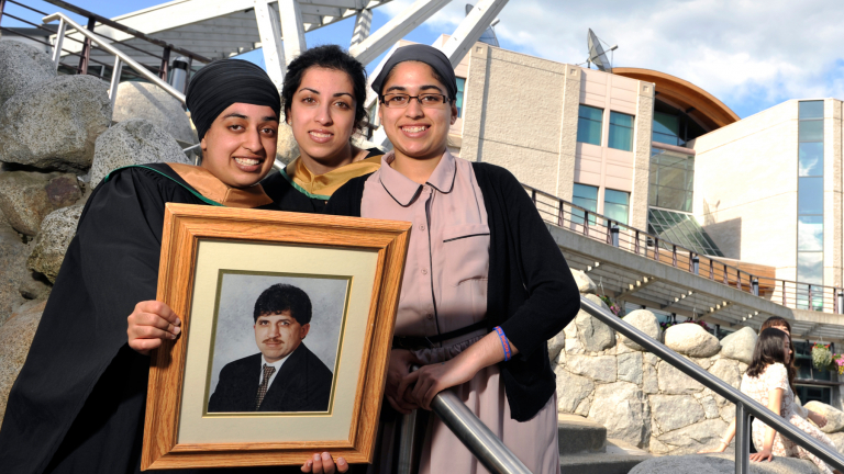 The Kandola Family