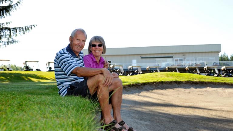 Chris and Sally Rigoni
