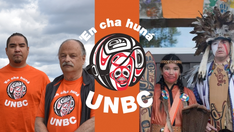 Truth and Reconciliation Talking Circle event at UNBC