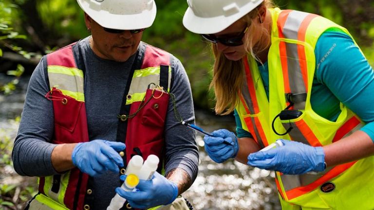 environmental monitoring online certificate course unbc
