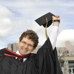 Stanley Brown from Hazelton, BC, Bachelor of Applied Science (Environmental Engineering) graduate.