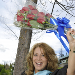 Nicole Davey from Smither, BC, Master of Education (Multidisciplinary Leadership) graduate.