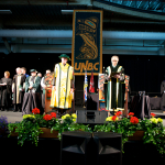 Prince George Ceremonies at the Northern Sport Centre