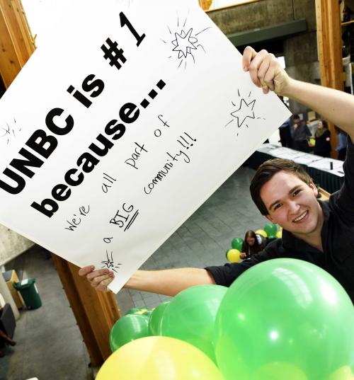 UNBC Number 1