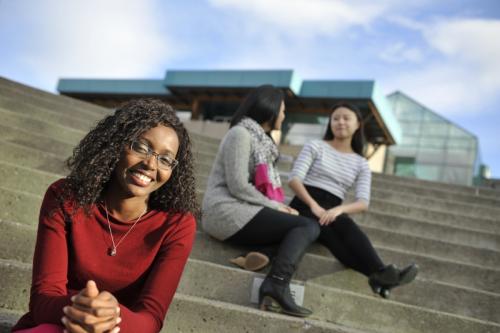 International Students at UNBC