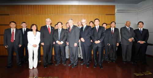 China research partnership