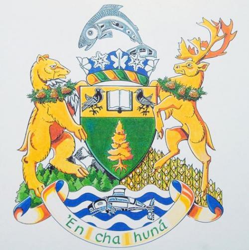 UNBC Coat of Arms