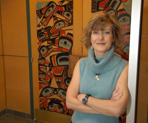 Professor Mary-Ellen Kelm