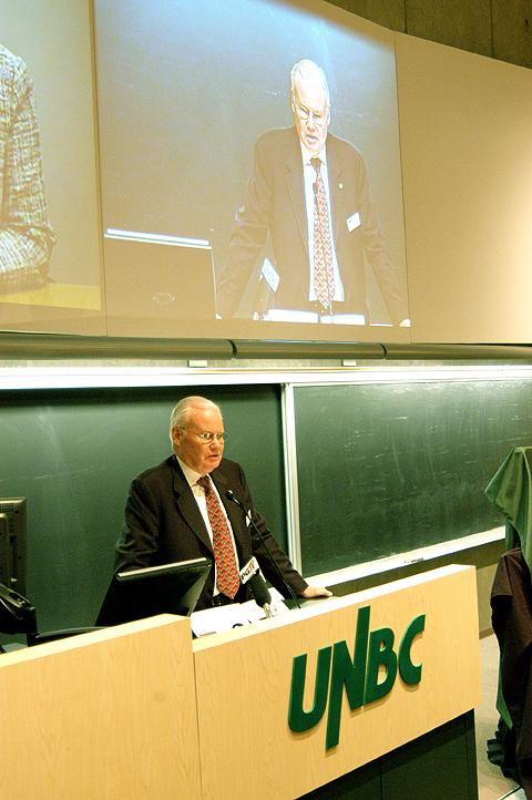 Dr. Donald Rix