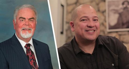 Roy J. Stewart and Fredy Peccerelli
