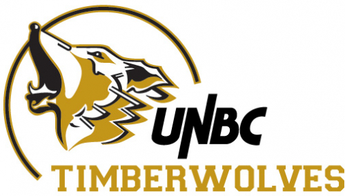 UNBC Timberwolves Logo