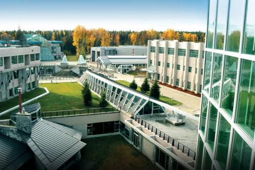 UNBC's Prince George Campus