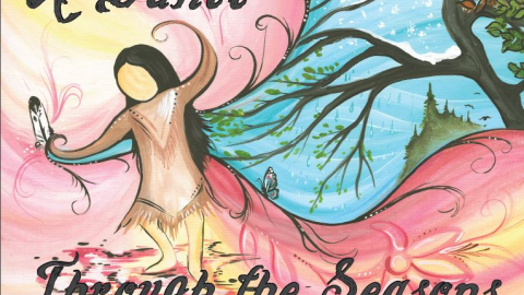 A Dance Through the Seasons Book cover