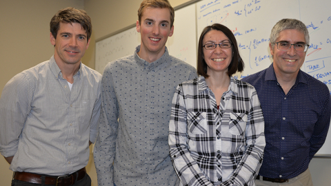 UNBC researchers