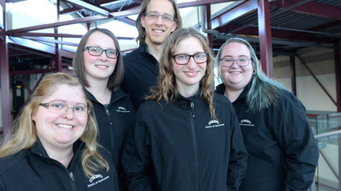 Student teachers UNBC School of Education