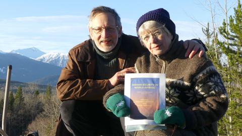 Dr. Alexander Lautensach and Dr. Sabina Lautensach