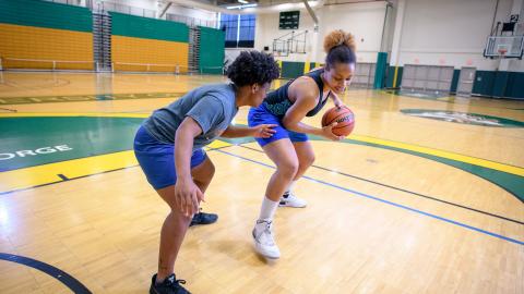Northern Sport Centre Basketball