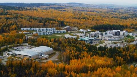 UNBC Prince George Campus