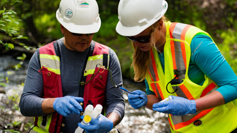 natural resource education training