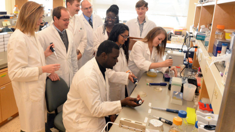 UNBC Synthetic Biology Club