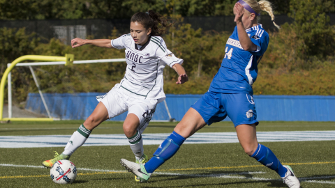 Julia Babicz, Timberwolves Women's Soccer